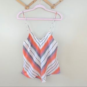 En Creme NWT Striped Tank Top